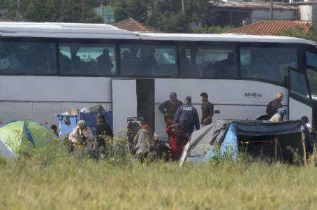 Interceptan autobús con Coyotes y 92 indocumentados en Zacatecas