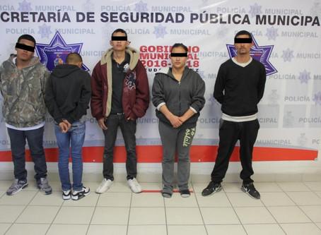 En Ciudad Juárez arrestan a Coyote con doce ilegales hondureños