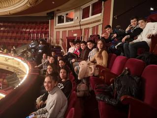 Visita al teatro de la Zarzuela
