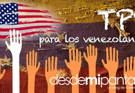 Avanza proyecto legislativo para otorgar TPS a venezolanos en EE.UU.