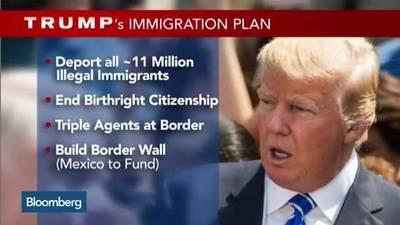 Trump quitará y negará ciudadanía yanqui a hijos de indocumentados