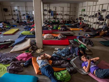Cubano con antecedentes penales incendia oficina del INM Tijuana creyendo que aplazaría deportación