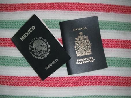 Canadienses y mexicanos son los que más se quedan en USA cuando vence su visa americana