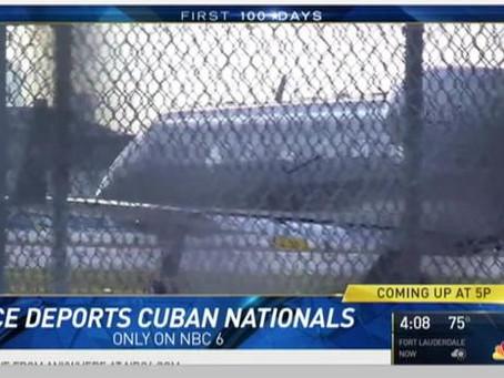 No ocurría desde hace 20 años: USA comienza a deportar cubanos