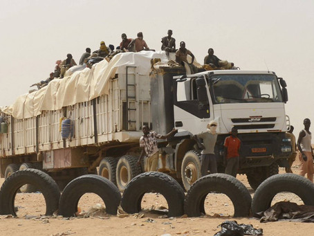 ONU: bandas de Coyotes libios se expanden y profesionalizan