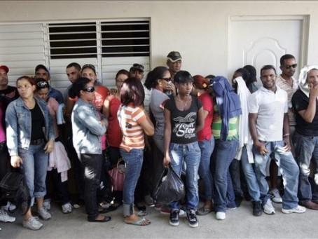 Costa Rica impide el ingreso de cubanos ilegales desde Panamá