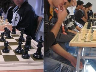 Torneo Interno del club de ajedrez.