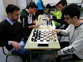 Torneo Intercentros Ajedrez 2019