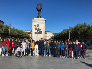 Salida al teatro en Alcalá de Henares