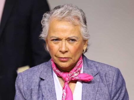 """Olga Sánchez: """"no habrá Oficios de Salida para cubanos o africanos; deben pedir refugio en COMAR."""""""