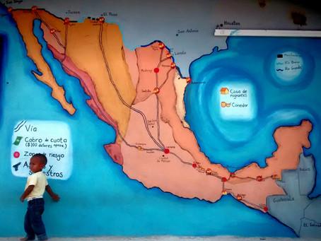 ¿Puedo pedir asilo en México con toda mi familia y lograrlo?