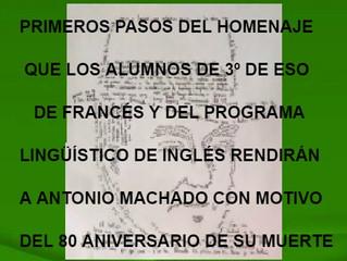 80 Aniversario de la muerte de Antonio Machado