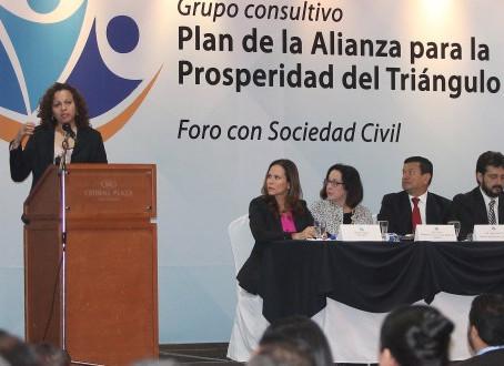 Alianza para la Prosperidad sólo es más deuda para Centroamérica