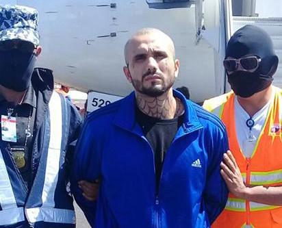 USA deportó al salvadoreño Raúl Ramos-Guido, homicida y pandillero de la MS-13