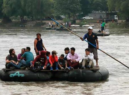 Guatemaltecos que quieran asilo en Estados Unidos deben pedirlo primero en México