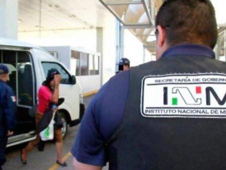 Por corrupción dan de baja a mil 48 funcionarios del Instituto Nacional de Migración (INM) en México