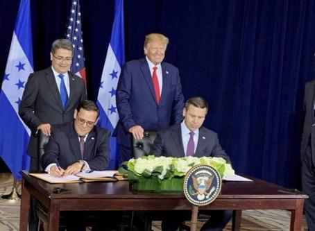 Honduras acepta ser Tercer País Seguro y migrantes deberán pedir asilo allí antes que en EE.UU.