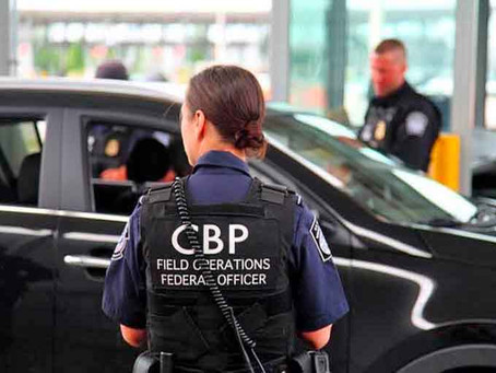 An El Salvadoran Imposter with a valid U.S. Passport travel Card was Identified by CBP Officers at P