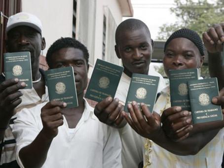 Mille Haïtiens a obtenu la régularisation migratoire en Baja California