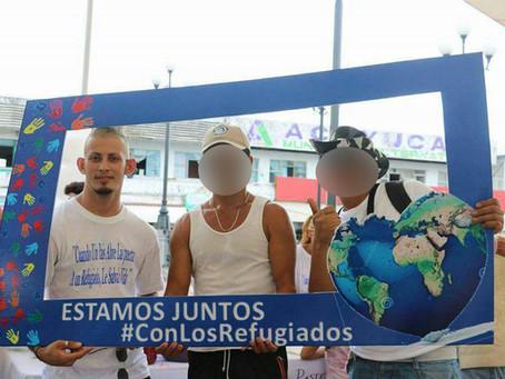 Ejecutan a periodista hondureño que residía asilado en Acayucan