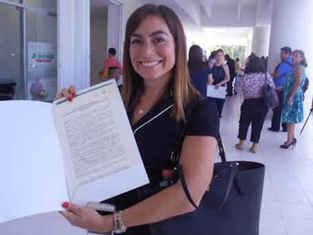 Con ceremonia en Cancún se naturalizan 64 nuevos mexicanos