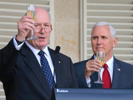 Pence: USA honrará acuerdo con Australia para reasentar migrantes