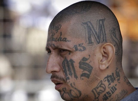Border Patrol Agents Apprehend a 35-year-old Honduran MS-13 Gang Member in Eagle Pass