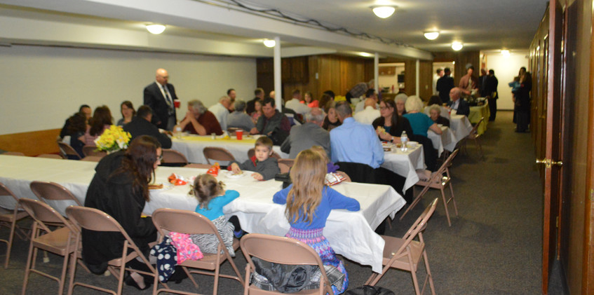 Pastor Johnston's Ordination 3-22-19