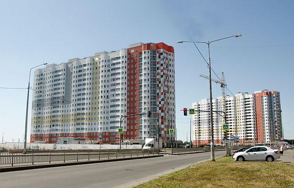 "Продажа квартир в микрорайоне ""Победа"""