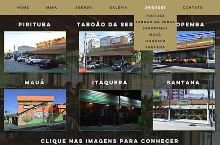 Site Cassandoca Pães