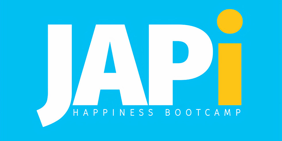 JAPi Happiness Bootcamp