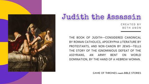 Judith The Assassin