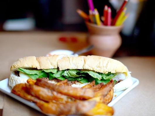 Hola! 🙋 Esse é o nosso sanduíche de car