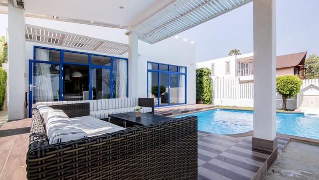 Four Bed Beach Villa