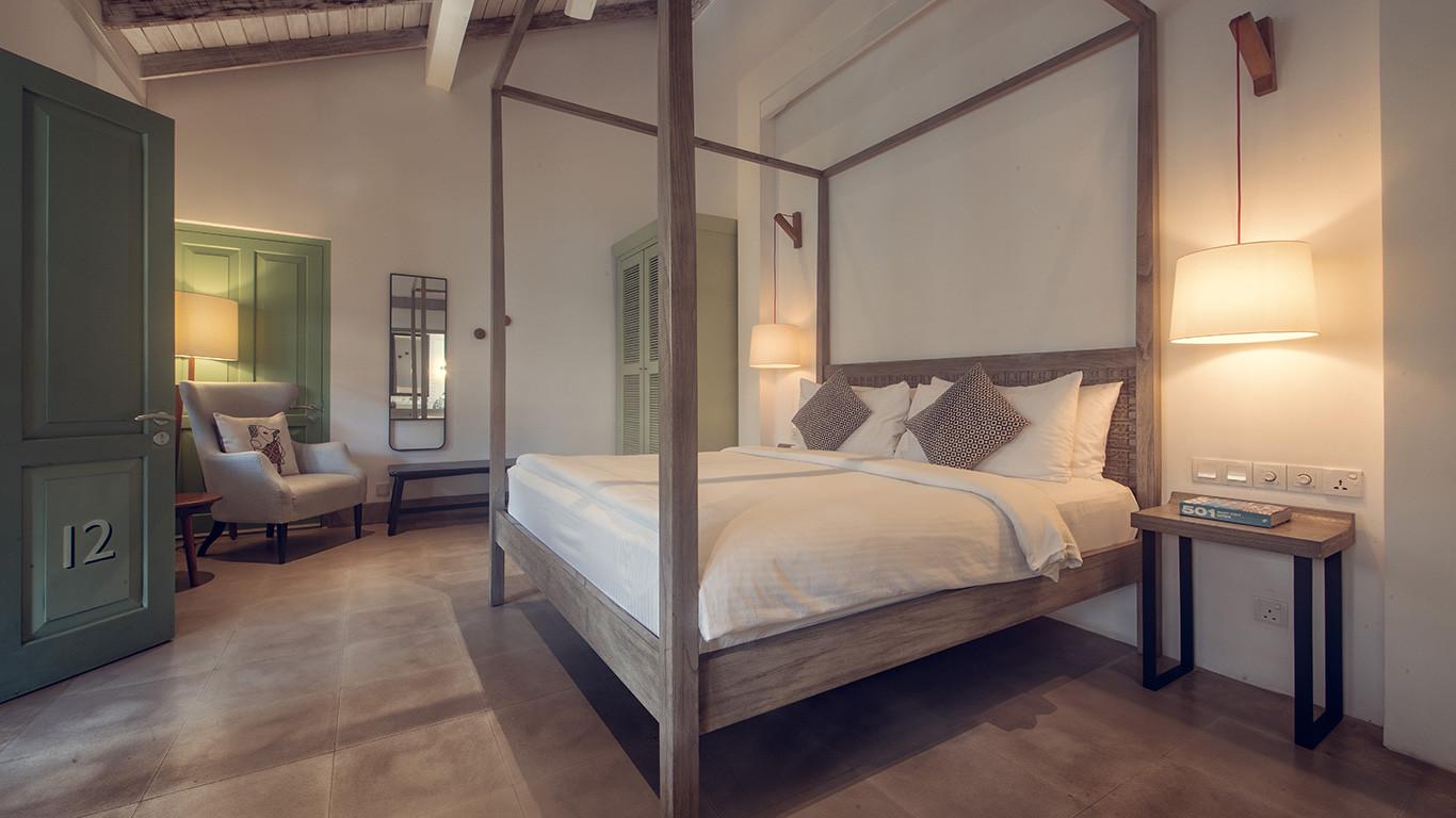 Bazaar & Banyan Bedroom