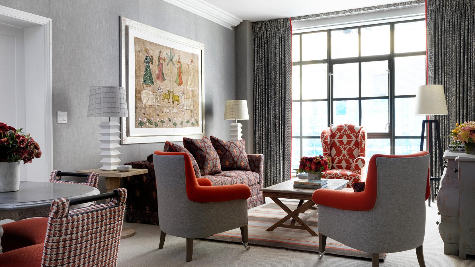 Corner Terrace Suite