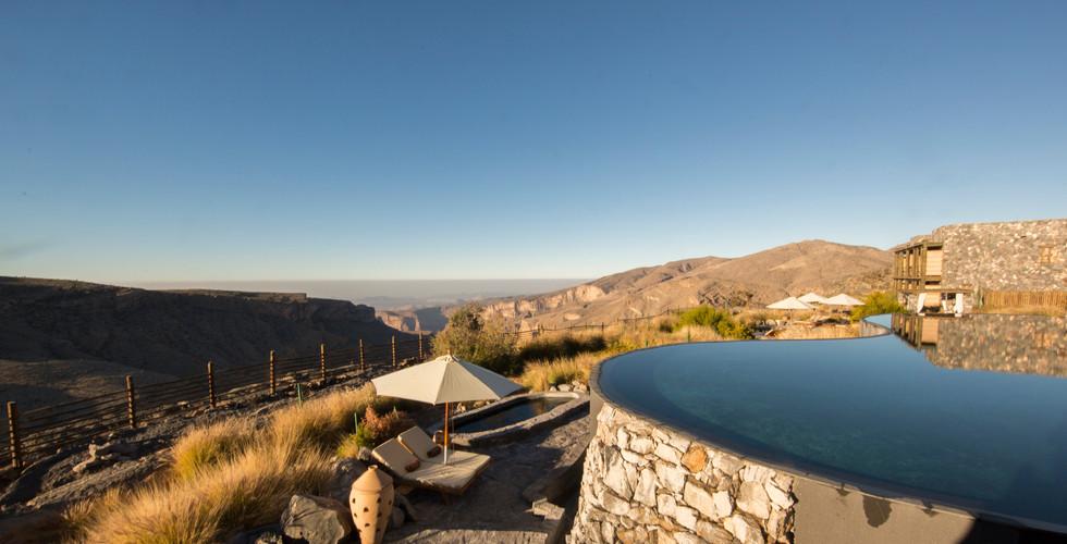 Alila Jabal Akhdar - Infinity Pool 07.JP
