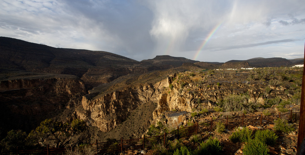 Alila Jabal Akhdar - Journey - Cliff 01.