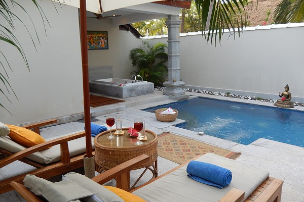 Private Pool Cottage
