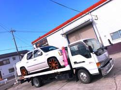 3トン積積載車
