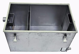 Clean grease trap.