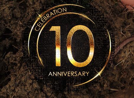 CCSI Celebrates 10-Years