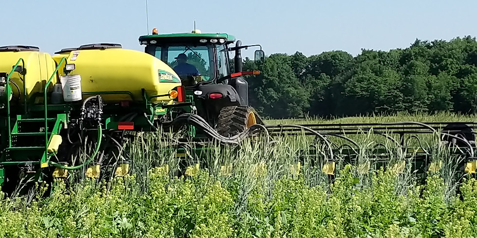 CCSI-SARE Advanced Cover Crops