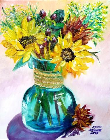 """Fall Bouquet"""