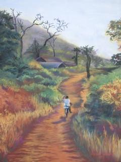 """""""Village Path"""""""