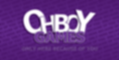 OHBOYGAMES is the newest LGBT company that is inlusive to all persons.  We have gay gift and lesbian gift ideas,  nonbinary gift ideas for the entire LGBTQ community