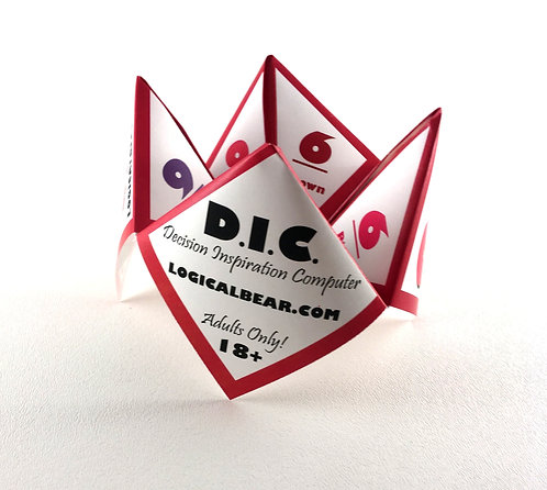 D.I.C. ~ (Limited Supply)