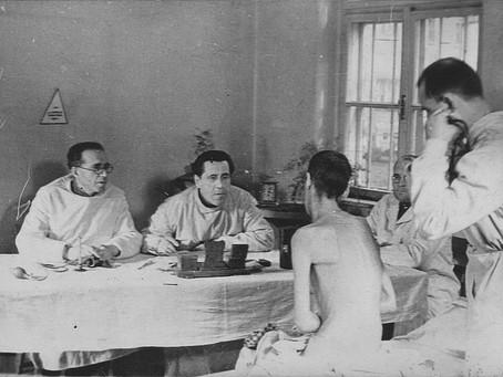 Приказом наркома обороны от 24 октября 1942 г. № 336 нормативы военно-врачебной экспертизы...