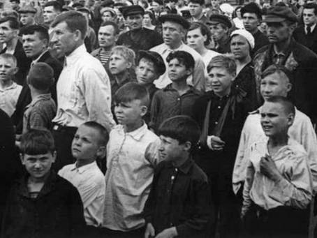 Дети войны, как «третье поколение» непосредственных участников военных событий...