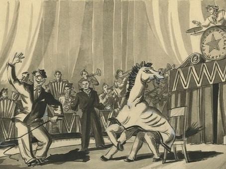2 июля 1944 г. в старом помещении театра «Красный факел» начались гастроли...